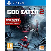 God Eater 2 Rage Burst Video Game for PS4