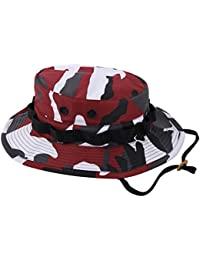 Rothco Mens Military Hat - boonie Hat, Red Camo, 7