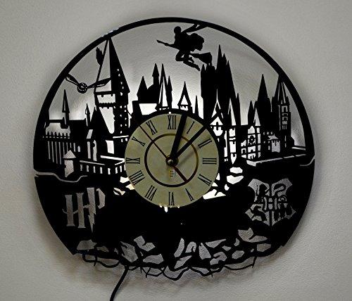 Harry Potter Hogwarts lámpara de pared