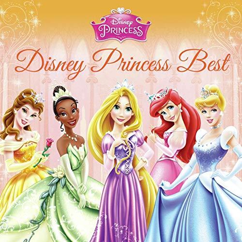 Disney Princess Best (English Version) (Besten Disney Princess)