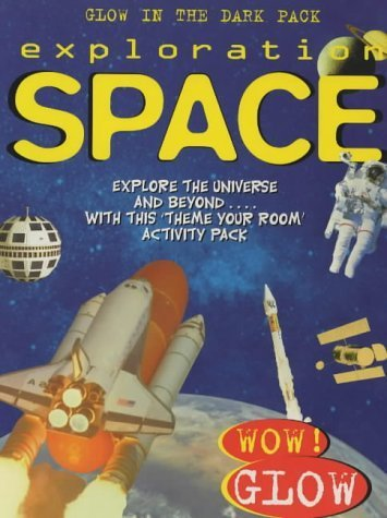 loration Space Pack: Theme Your Room Pack (Glow in the dark pack) by Starke, John (2000) Paperback (Glow In The Dark Theme)