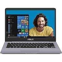 "ASUS Vivobook S14 S401UA-BV664T Ultrabook 14"" Gris (Intel Core i3, 4 Go de RAM, SSD 256 Go, Intel HD Graphics 620, Windows 10) Clavier AZERTY"