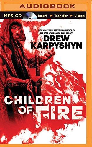Children of Fire (Chaos Born)