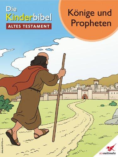 Die Kinderbibel - Comic Könige und Propheten