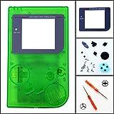 Ersatz–1989mit Gehäuse Hülle Schutzhülle für Nintendo Gameboy Classic für GB-DMG Konsole, Grün