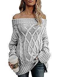 online store 4f687 ddea8 Suchergebnis auf Amazon.de für: longpullover strick: Bekleidung