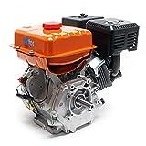 LIFAN 188F-C 25.4 mm Benzinmotor E-Start 13PS Rüttelplatte Baumaschine Forst Schwerlastmotot