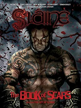 Slaine: The Book of Scars by [Mills, Pat]
