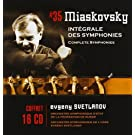 Miaskovsky: Symphonies (complete) by Warner Classics (2008-08-26)