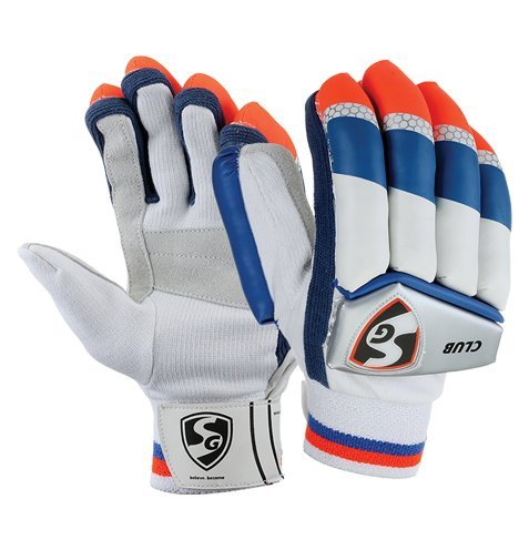 SG-Club-Right-Hand-Batting-Gloves-Youth-Color-May-Vary