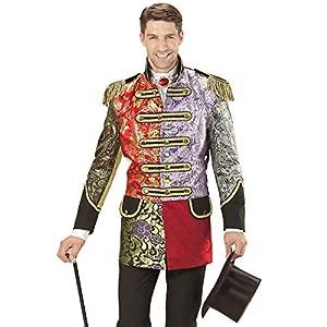 WIDMANN?Abrigo Jaquard Patchwork Parade Disfraz