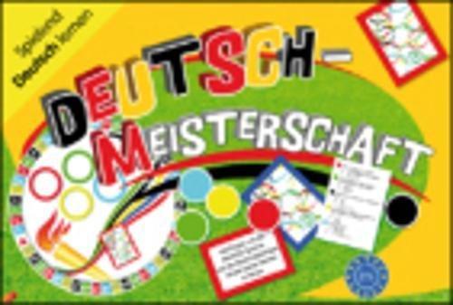 Deutsch-Meisterschaft (Giochi didattici)
