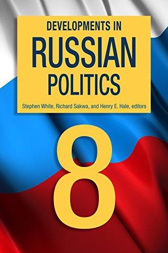 Developments in Russian Politics 8 (September 18, 2014) Paperback
