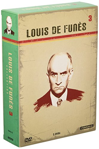 Bild von Louis de Funès Collection 3 [3 DVDs]