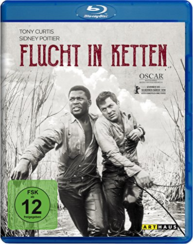 Flucht in Ketten [Blu-ray]