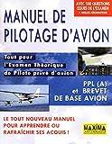 MANUEL DE PILOTAGE D'AVION...