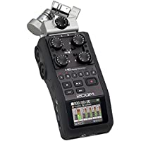 Zoom H-6 - Handy Recorder - MP3 - Wave Recorder - NEU