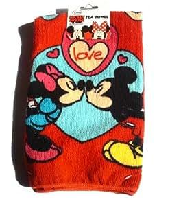 Disney Mickey Mouse Geschirrtuch: Amazon.de: Küche & Haushalt