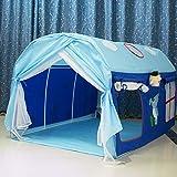 PAIZEP Letto per Tenda per Bambini Letti Separati artefatto Tunnel Ragazzo Play House Letto a baldacchino Mantello da Letto Principessa Play House