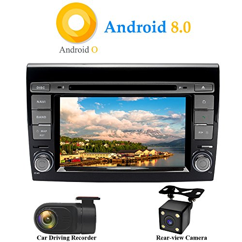XISEDO Android 8.0 Autoradio In-Dash 7 Pulgadas 1 DIN Radio de Coche...