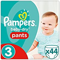 Pampers Baby Dry Pantalon taille 3 Essential  couches