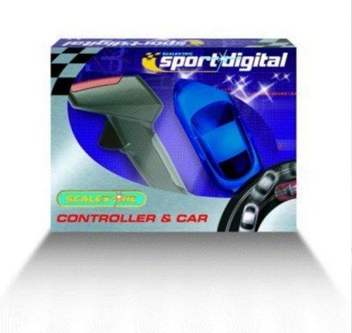 Scalextric - C7013 - Audi TT + Hand Throttle Digital