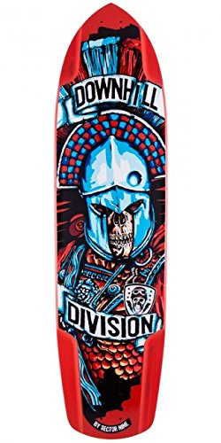 sector-9-javelin-downhill-division-longboard-skateboard-deck-with-grip-by-sector-9