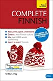 Complete Finnish Beginner to Intermediate Course: Book/CD Pack: New edition (Teach Yourself)