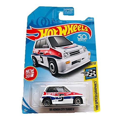 Hot Wheels '85 Honda City Turbo II HW Speed Graphics 68/365