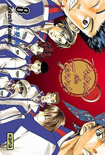 Prince du Tennis, Tome 8 : by Takeshi Konomi(2006-05-19)