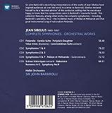 Sibelius: The  Complete Symphonies, tone poems