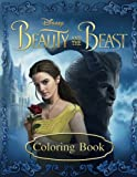 Coloring Book based on Beauty and the Beast (Movie 2017 Disney) 40 EXCLUSIVE Illustrations