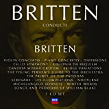 Britten conducts Britten Vol.4 (7 CDs)