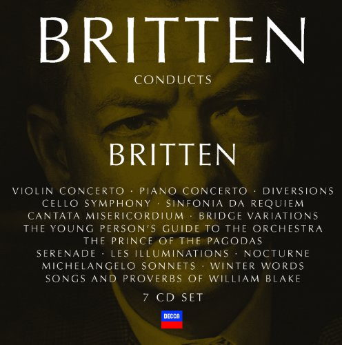 Britten: Serenade for tenor, horn & strings, Op.31 - Hymn - Queen and Huntress Chaste and Fair
