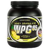 S.U. WPG-85, Whey Protein Granulate, Ananas, 1000g