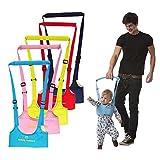 Cenblue Einstellbare Baby Lauflernhilfen - Baby Toddler Parenting Walking Assistant Schutzgürtel Sicherheitsgurte Harness Walker Wings Gürtel (Dunkelblau)