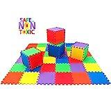 NON-TOXIC 36 Piece Children Play Mat - P...