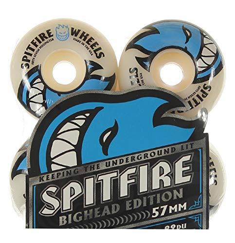Spitfire Jeu de 4 Roues de Skateboard Bighead 57mm