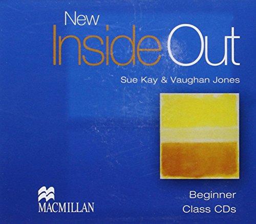 New Inside Out Beginner Class CDx3: Audio Class CD
