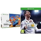 Xbox One S 500 GB + Forza Horizon 3 + DLC Hot Wheels + FIFA 18