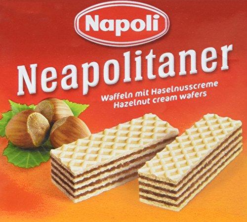Napoli Neapolitaner Waffeln, 48er Pack (48 x 65 g Packung)