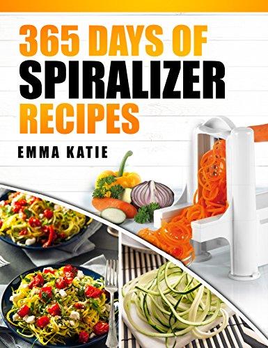 spiralizer-365-days-of-spiralizer-recipes-spiralizer-cookbook-spiralize-skinny-diet-cooking-vegan-sa