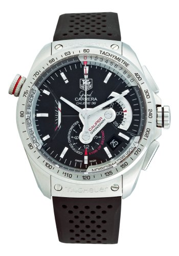 TAG Heuer Grand Carrera Automatik Chronograph Calibre 36 RS2 CAV5115.FT6019