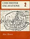 Front cover for the book Chichester Excavations: No. 2 by Alec Down