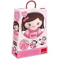 Goula - CREA tu muñeca Camille (Diset 52022)