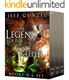 Legend of the Gate Keeper Omnibus: Books 4-6: Reborn, The Trials of Ashbarn, End of Days