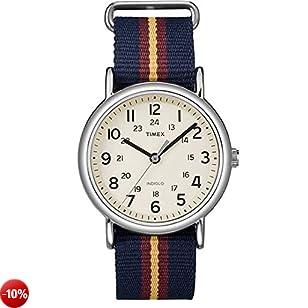 Timex Weekender T2P234 - Orologio da Polso Unisex