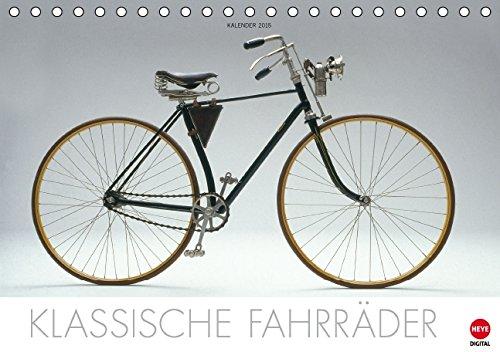 Klassische Fahrräder (Tischkalender 2015 DIN A5 quer): Eine neue, faszinierende Auswahl der schönsten Fahrradoldtimer (Tischkalender, 14 Seiten) (Hinterachse Classic)