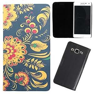 DooDa - For Lenovo S90 PU Leather Designer Fashionable Fancy Flip Case Cover Pouch With Smooth Inner Velvet