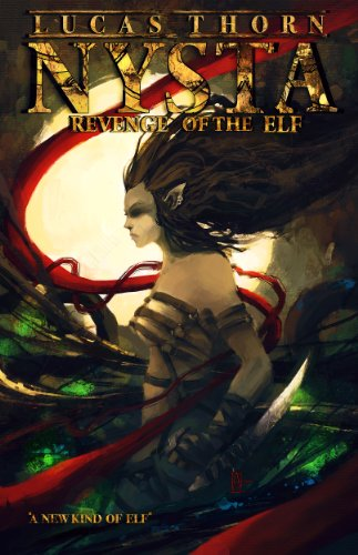 Nysta: Revenge of the Elf (The Shadow Realm Book 1) (English Edition)